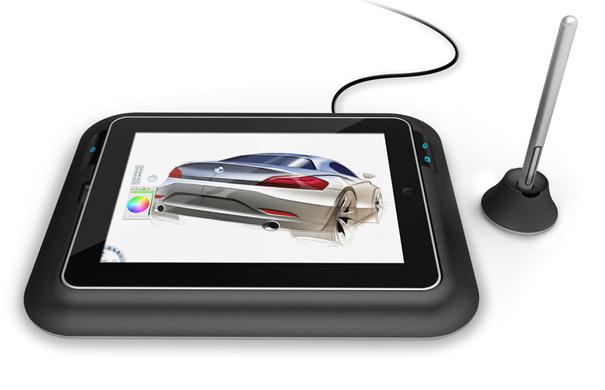 Supporto iSketch per iPad