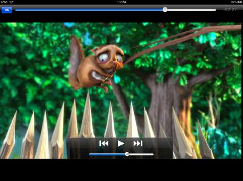 VLC Media Player per iPad