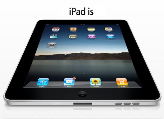 Antenna cellulare iPad