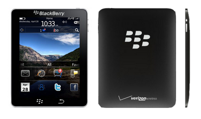 BlackPad RIM