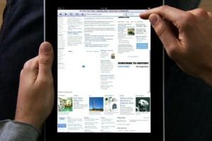 Retina display su Apple iPad