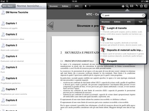 iTestoUnico per Apple iPad