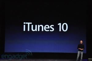 Apple itunes 10