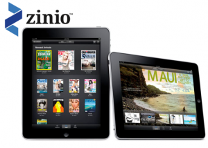 Zinio per Apple iPad