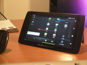 tablet archos 70