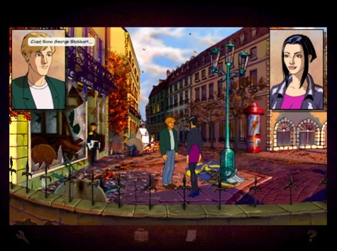 Broken Sword: Director's Cut HD per iPad