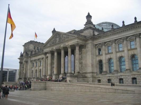 L ipad conquista il parlamento tedesco for Notizie parlamento italiano