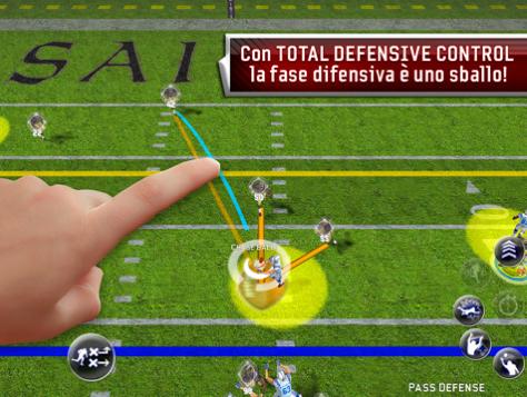 Madden NFL 2011 per iPad