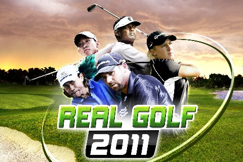 Real Golf 2011 HD per iPad
