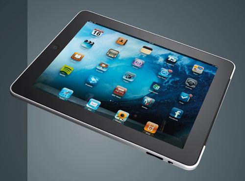 Foto Apple iPad
