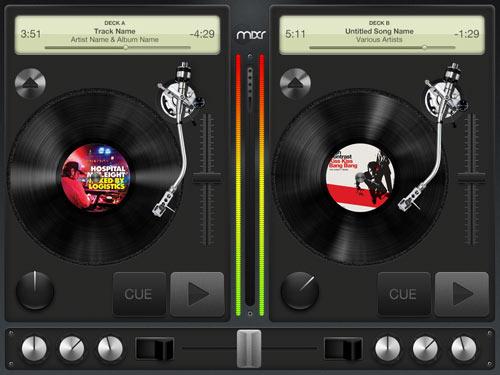 2 Turn Table per Apple iPad
