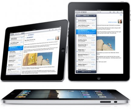 Stime vendite di Apple iPad