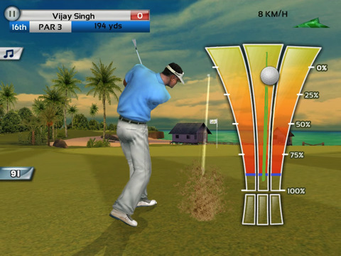 Gameplay Real Golf 2011 HD