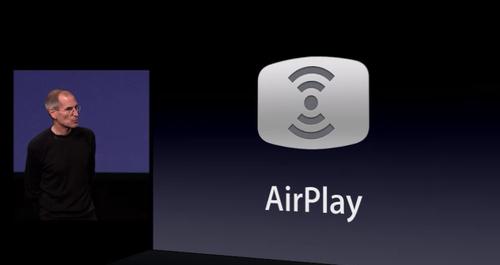 Airplay iOS 4.2 iPad