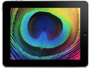 OLED su iPad