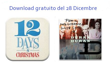 12 giorni di Apple, 3° regalo