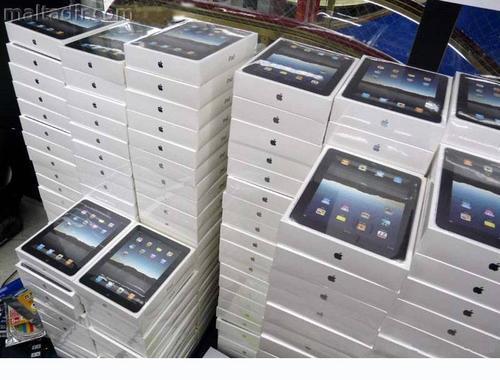 Produzione iPad