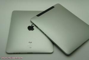 Confronto tra Apple iPad e clone