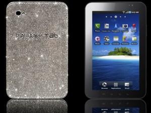 Tablet Samsung Crystal Galaxy Tab