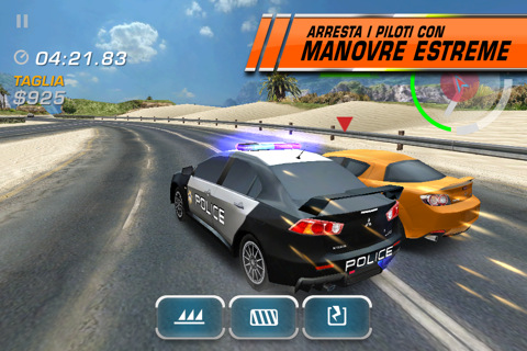 Need For Speed Hot Pursuit per iPad