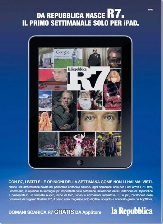 R7 per iPad