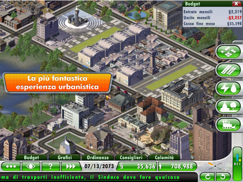Sim City Deluxe per iPad