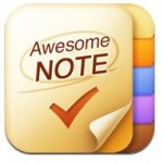 Awesome Note per iPad