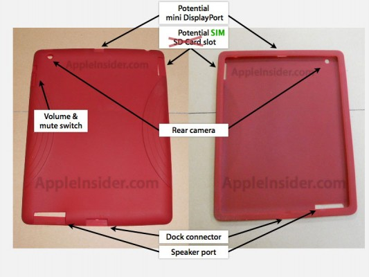 Case Apple iPad 2