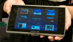 tablet panasonic viera