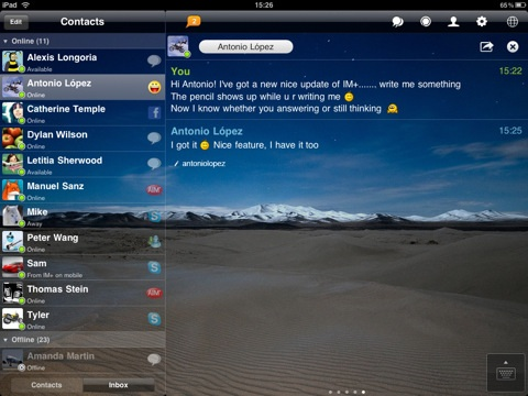 Im+ Pro per iPad