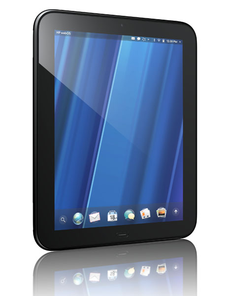 HP Touchpad concorrente iPad