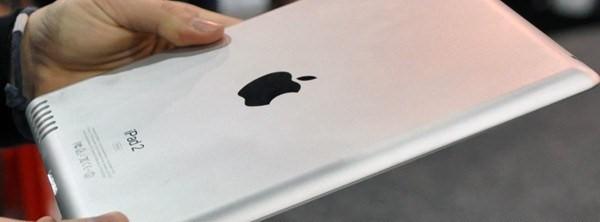 Modellino iPad 2
