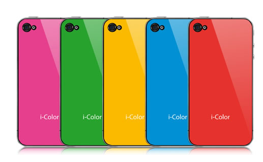 i-color per iPhone