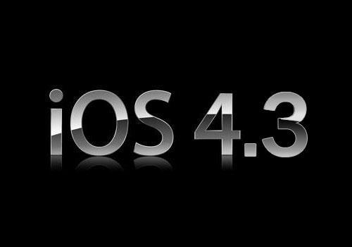 Apple iOS 4.3 e 5.0: possibili anticipazioni nell'evento del 2 marzo
