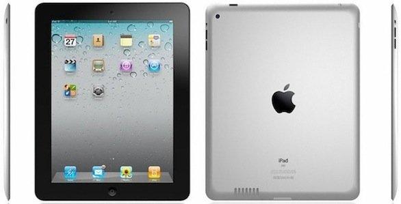 Wall Street Journal: iPad 2 con fotocamera, più sottile e leggero