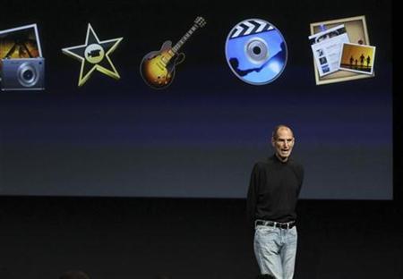 CEO Apple Steve Jobs