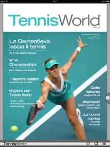 Tennis World Italia per iPad