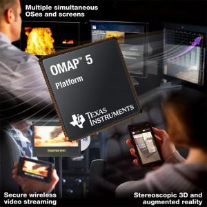 Texas Instruments OMAP 5, il processore del futuro per tablet PC