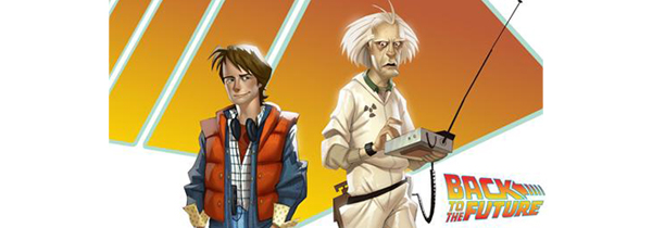 Back to the Future Ep 1 HD per iPad