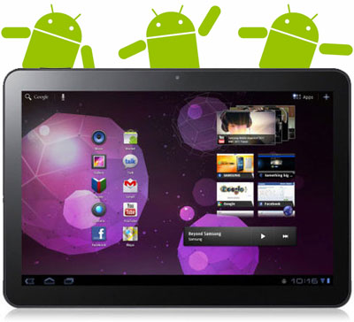 Samsung Galaxy Tab anche in versione 8.9 pollici?