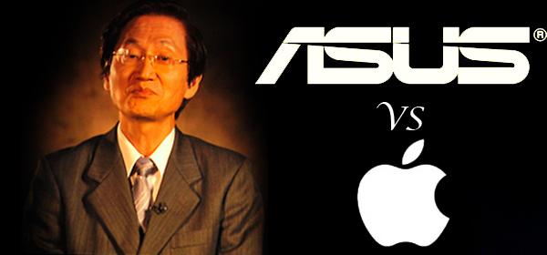 Asus vs Apple