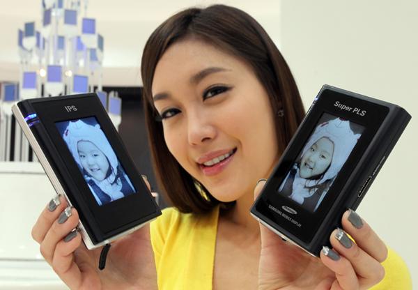 iPad 2 con display Samsung Super PLS