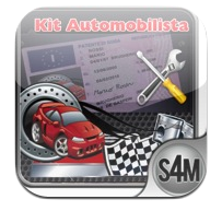 Kit Automobilista patente nell'iPad