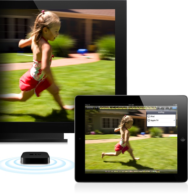 airplay condivisione video