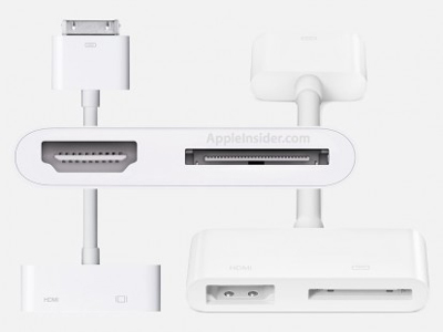 Nuovo accessorio per iPad 2: Dock HDMI