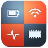 System Status - device activity monitor per iPad