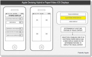Nuovo brevetto di Apple su display ibrido LCD e-ink