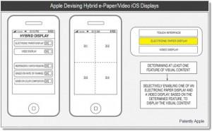 Nuovo brevetto di Apple su display ibrido LCD e-ink