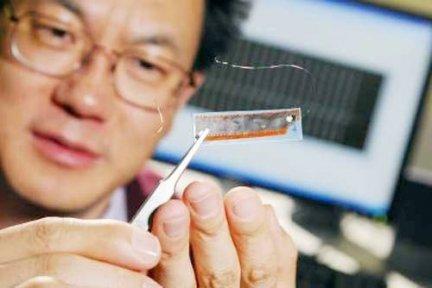 I nanogeneratori aumenteranno l'autonomia dei futuri tablet PC