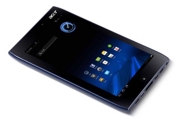 Acer Iconia Tab A100 in Italia a maggio